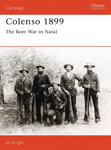 Colenso 1899: The Boer War in Natal (Campaign, Band 38)