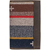 Pendleton Women's Secretary Wallet, Scout Stripe, One Size