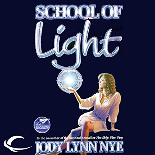 School of Light audiobook cover art