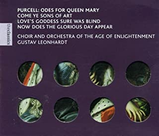 Purcell: Odes for Queen Mary