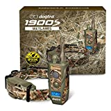 Dogtra 1900S Wetlands – 3/4-Mile IPX9K Waterproof High-Output Camouflage Ergonomic Remote Dog Training E-Collar