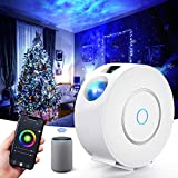 LED Night Light, Star Projector, Galaxy Projector, Lights for Room, Starlight Projector, WiFi Wireless Smart Star Projector Compatible with Alexa Google Assistant App Control Room,Christmas, Parties