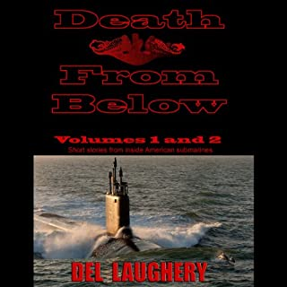 Death From Below - Volumes 1 and 2 audiobook cover art
