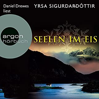 Seelen im Eis                   Autor:                                                                                                                                 Yrsa Sigurðardóttir                               Sprecher:                                                                                                                                 Daniel Drewes                      Spieldauer: 10 Std. und 26 Min.     245 Bewertungen     Gesamt 4,2