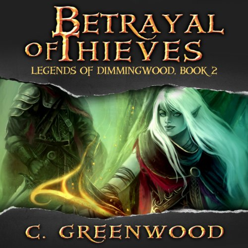 Couverture de Betrayal of Thieves