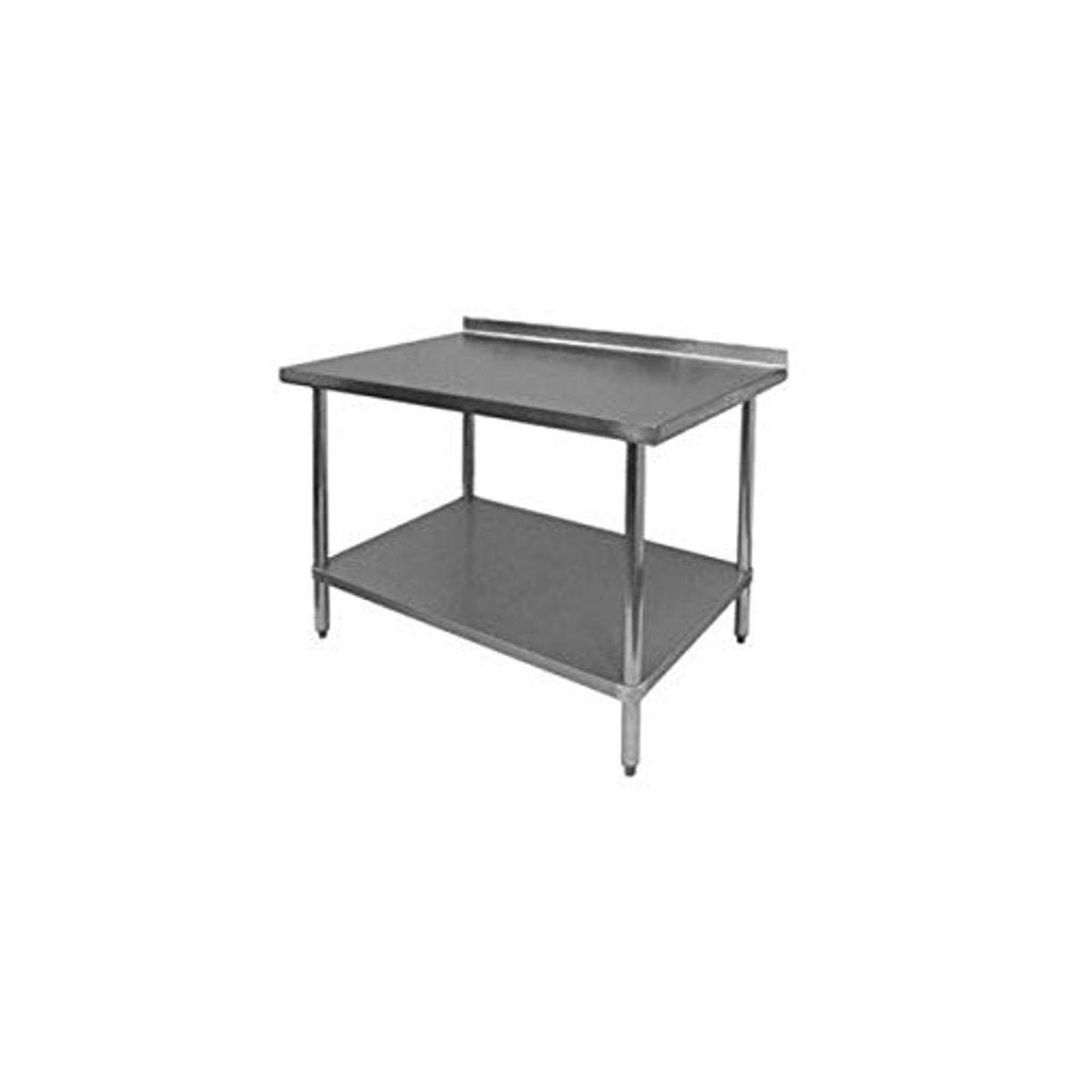 Johnson Rose 83073 Be super welcome Work Table with Stai 430 Rear Up-Turn 2