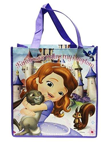 Disney Sofia The First Sac en non-tissé Violet Taille M