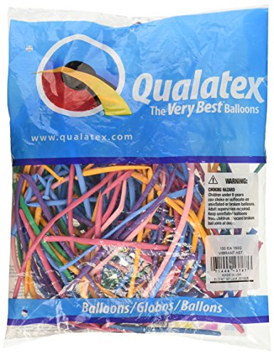 Qualatex- Ballons, 13767, Bleu
