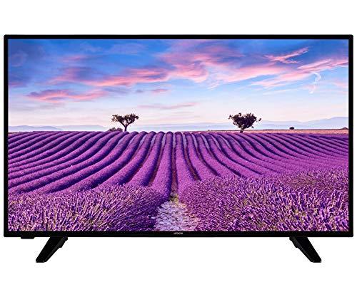 """Televisor Hitachi 43HE4205 Televisor 43"""" LED Smart TV FullHD HDR HDMI VGA RCA USB Ethernet Óptica Ci+"""