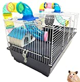 Large 2 or 3 Levels Hamster Small Animal Habitat Cage...