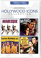 Universal Hollywood Icons Collection: Gregory Peck [DVD] [Import]