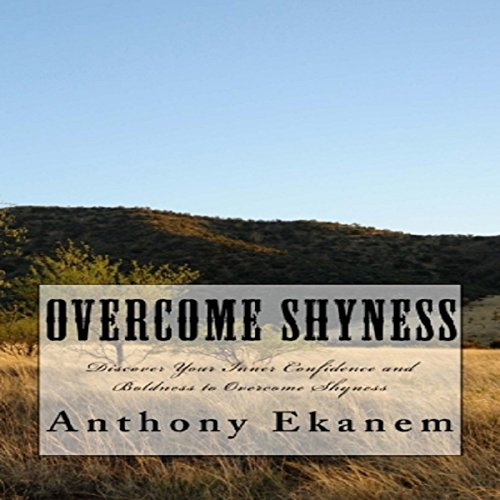Overcome Shyness audiobook cover art