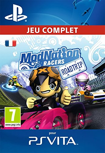 ModNation Racers: Road Trip [Code Jeu PSN PS Vita - Compte français]