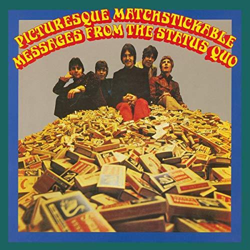 Status Quo: Picturesque Matchstickable Messages from the Statu [Vinyl LP] (Vinyl)