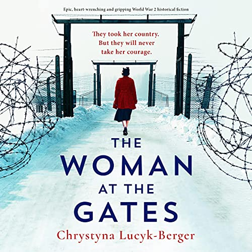 The Woman at the Gates Audiobook By Chrystyna Lucyk-Berger cover art