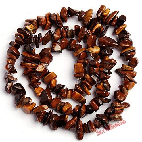 6-10 mm natural 18 tipo piedra libre grava DIY gemas sueltas perlas hebra 16 pulgadas joyería fabricación