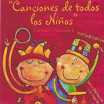 Canciones de Todos los Niños, Vol. 2