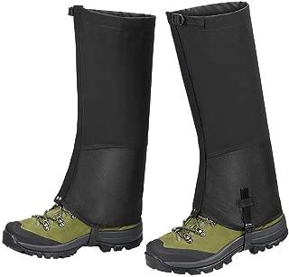 PESTON Waterproof Leg Hiking Gaiter for Outdoors