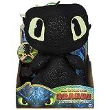 Dragons Desdentado Dragn | DreamWorks Dragn de la Felpa Interactiva
