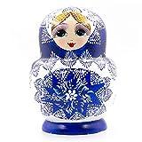 DLRB Muñecas de anidación Rusa de 15 Capas del Recuerdo de 15 Capas Matryoshka Serie de decoración d...