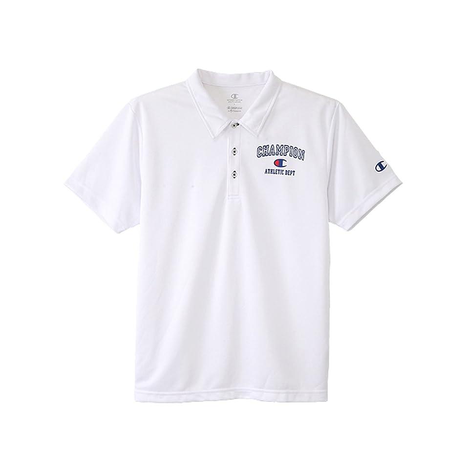 自信があるしかしチーズ(チャンピオン)Champion C ODORLESS ポロシャツ ベーシックアスレチック C3-KS336[メンズ]