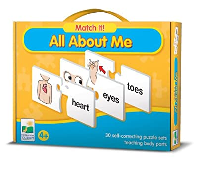 The Learning Journey Match It! All About Me by The Learning Journey International