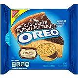 Oreo Chocolate Peanut Butter Pie Sandwich Cookies, 12.2oz (345g) …
