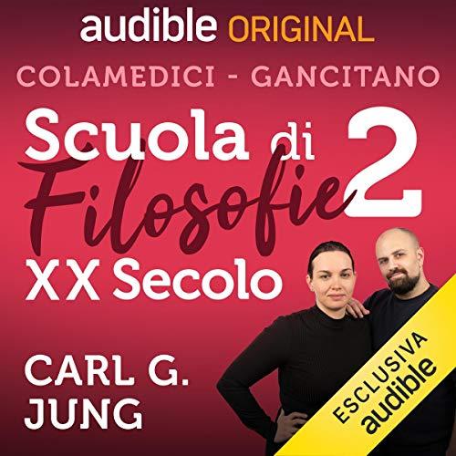 Carl G. Jung copertina
