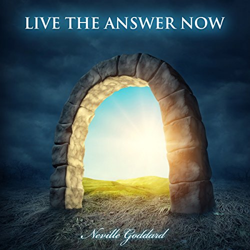 Live the Answer Now audiobook cover art
