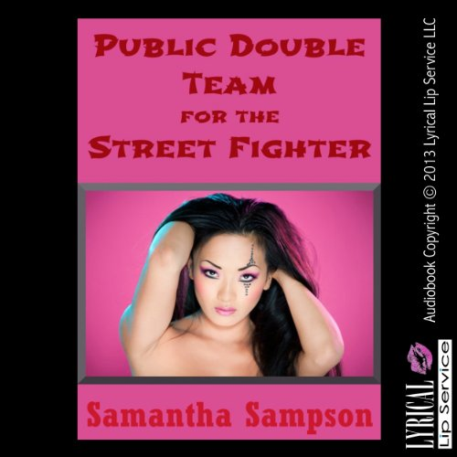 Public Double-Team for the Street Fighter audiobook cover art