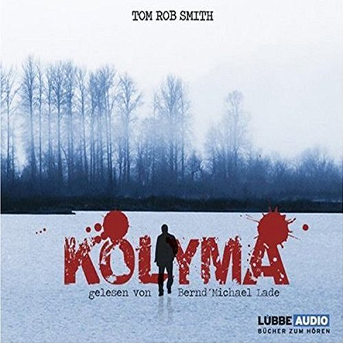 Kolyma audiobook cover art