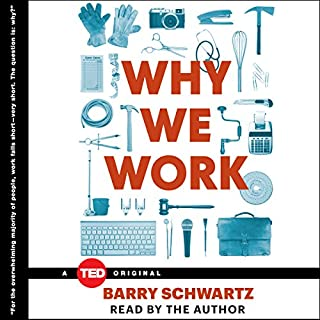 Why We Work cover art