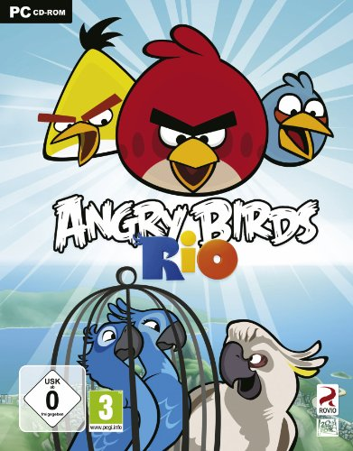 Angry Birds Rio [Software Pyramide]