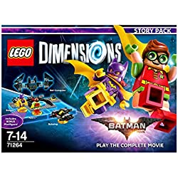 LEGO - Starter Pack Dimensions (PS4) + LEGO Dimensions Story Pack ...