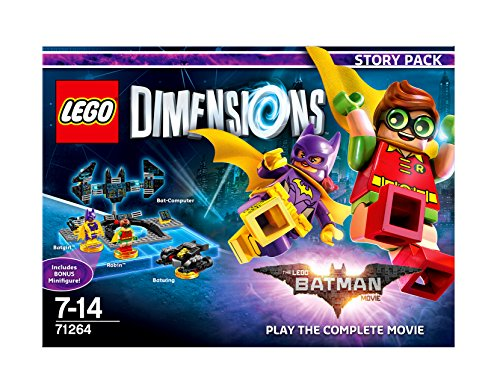 Lego Batman Movie (Story Pack)