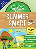Sylvan Summer Smart Workbook: Between Grades 3 & 4 (Sylvan Summer Smart Workbooks)