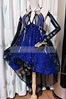 【AGOS】 ウィッグ、靴追加Azur Lane アズールレーン 能代 のしろ コスプレ衣装 ドレス風