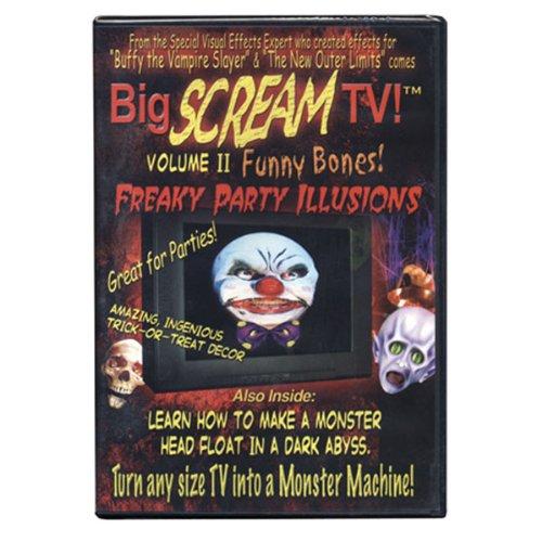 Big Scream TV! Volume II: Funny Bones!