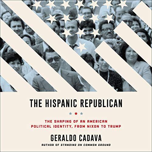 The Hispanic Republican audiobook cover art