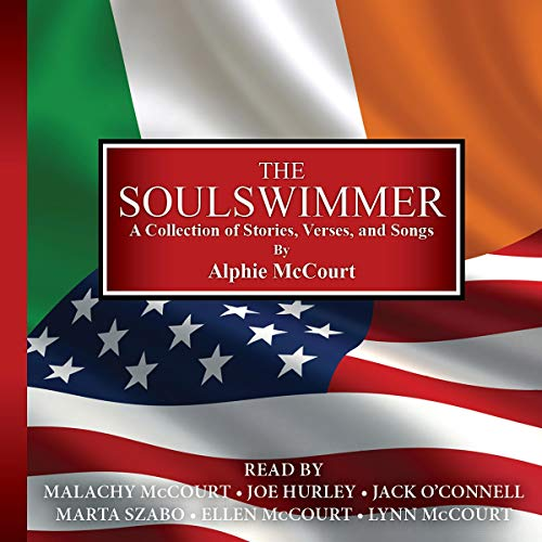 The Soulswimmer audiobook cover art