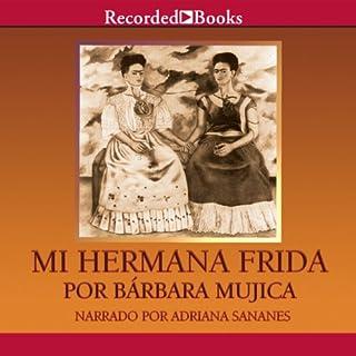 Mi Hermana Frida audiobook cover art