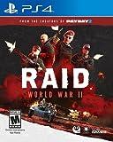 505 Games Raid World War II Basic PlayStation 4 videogioco