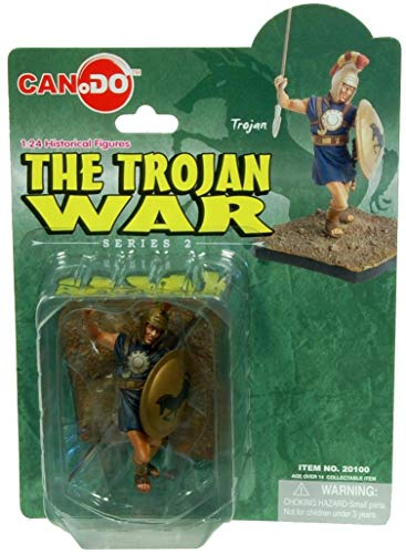 The Trojan War 1:24 Scale Historical Figures: Trojan Soldier