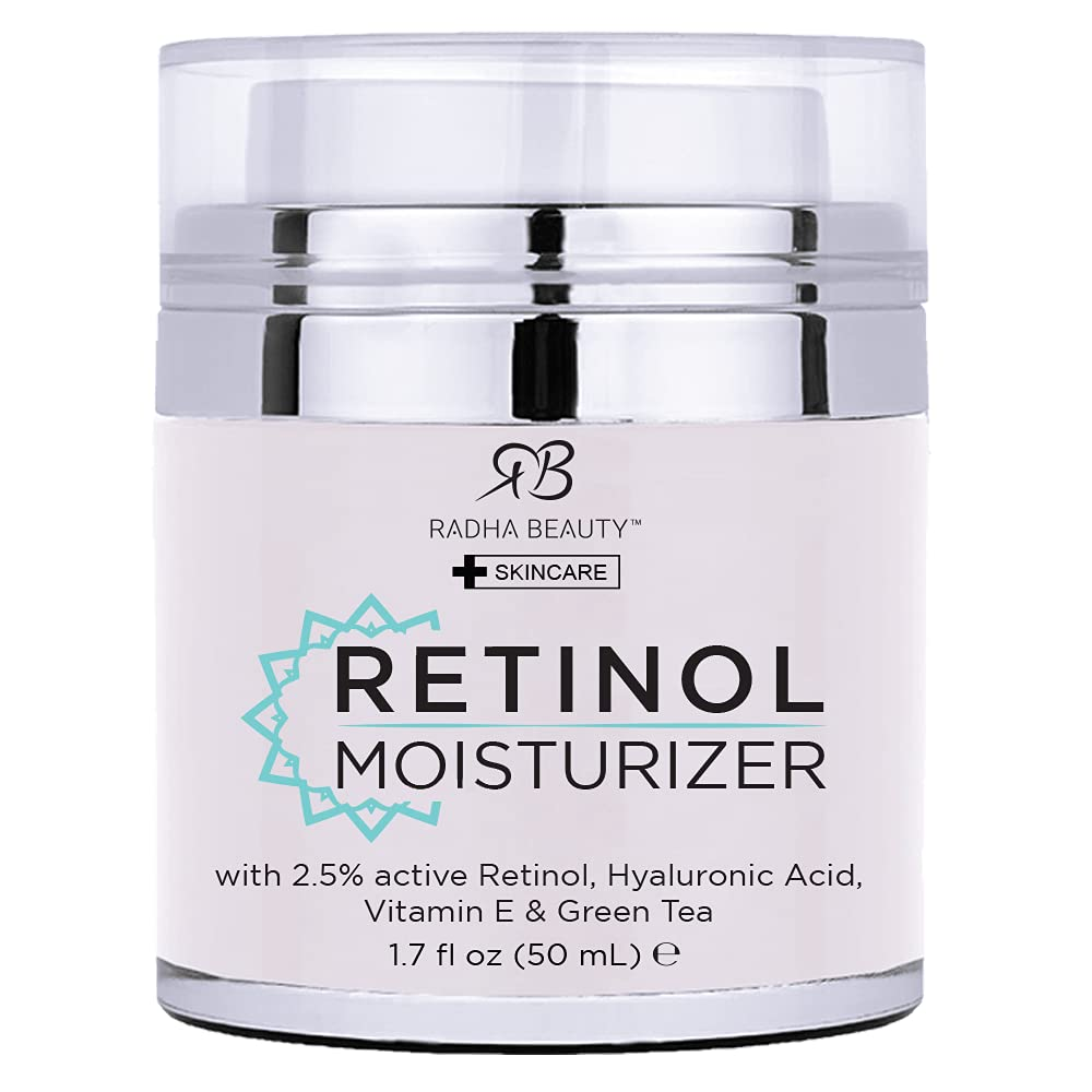 Radha Beauty [Alternative dealer] Retinol Moisturizer Miracle Neck Cream Face for Selling and