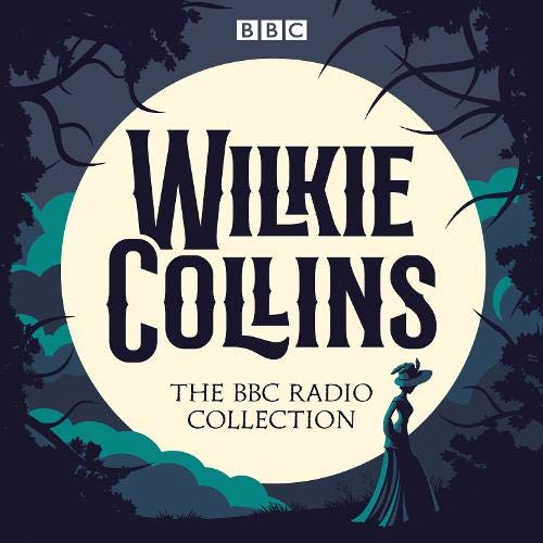The Wilkie Collins BBC Radio Collection cover art