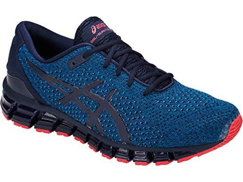 ASICS Men's Gel-Quantum 360 Knit Running Shoes, 9M, Race Blue/Peacoat 5