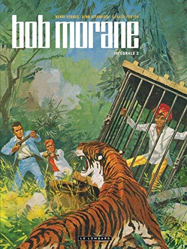 Intégrale Bob Morane nouvelle version - tome 2 - Intégrale Bob Morane nouvelle version tome 2