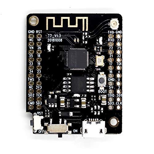 Placa De Desarrollo Esp32 Procesador Microcontrolador De Doble Núcleo + Bluetooth Wifi Integrado Antena Filtro Rf Amp Ap Sta Adecuado Para Arduino Ide