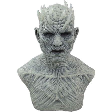 Lattice A2 Decorazioni Horror Maschera Maschera Zombie in Lattice biochimici Mostro Maschera Vestito da Carnevale Halloween Carnevale A2