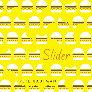 Slider audiobook cover art